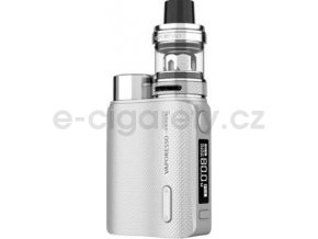 Vaporesso SWAG II TC80W grip Full Kit Stříbrná