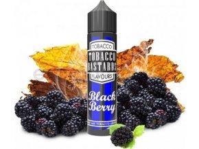 Příchuť Flavormonks Tobacco Bastards Shake and Vape 12ml Blackberry Tobacco