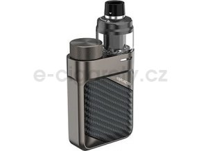 Vaporesso SWAG PX80 grip Full Kit Brick Black