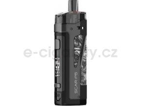 Smok SCAR-P5 80W grip Full Kit Fluid Černo-bílá