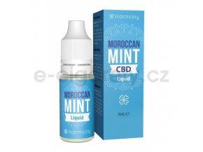 Harmony CBD Liquid Moroccan Mint