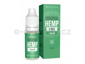 Harmony CBD Liquid Original Hemp