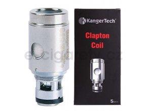Žhavící tělísko KangerTech SSOCC Clapton 0,5ohm