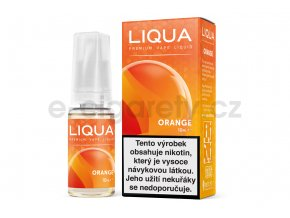 Liqua Pomeranč Orange