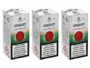 DekangEU liquid jahoda 30ml 3mg