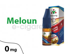 DekangEU liquid Meloun 10ml 0mg