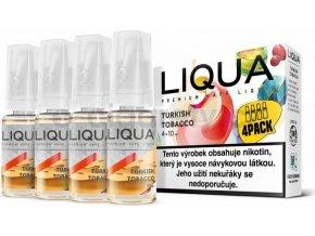 Liquid LIQUA CZ Elements 4Pack Turkish tobacco 4x10ml-12mg (Turecký tabák)