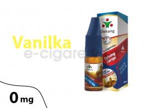 DekangEU liquid Vanilka 10ml 0mg