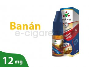 DekangEU liquid Banan 10ml 12mg