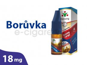 DekangEU liquid Boruvka 10ml 18mg