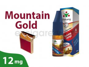 DekangEU liquid MountainGold 10ml 12mg