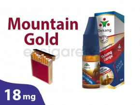DekangEU liquid MountainGold 10ml 18mg