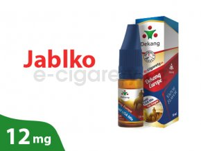 DekangEU liquid Jablko 10ml 12mg