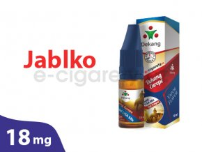 DekangEU liquid Jablko 10ml 18mg