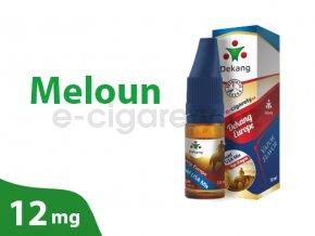 DekangEU liquid Meloun 10ml 12mg