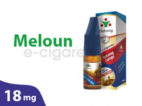 DekangEU liquid Meloun 10ml 18mg