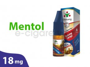 DekangEU liquid Malina 10ml 18mg