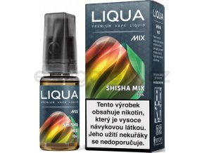 Liquid LIQUA CZ MIX Shisha Mix 10ml-18mg