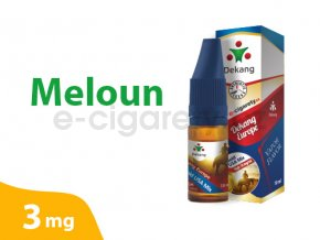 DekangEU liquid Meloun 10ml 3mg