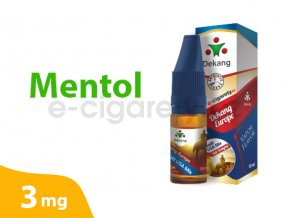 DekangEU liquid Malina 10ml 3mg
