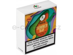 Liquid Dekang High VG 3Pack Summer Ray 3x10ml - 6mg