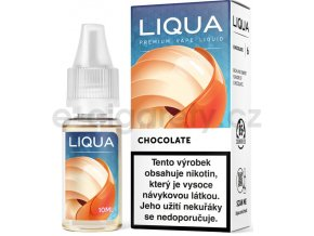 Liquid LIQUA CZ Elements Chocolate 10ml-6mg (čokoláda)