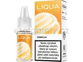 Liquid LIQUA CZ Elements Vanilla 10ml-3mg (Vanilka)