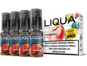 Liquid LIQUA CZ MIX 4Pack Cherribakki 10ml-6mg