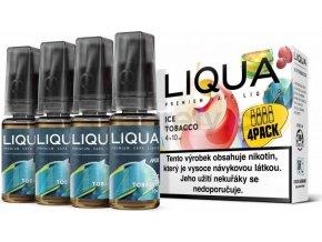 Liquid LIQUA CZ MIX 4Pack Ice Tobacco 10ml-3mg