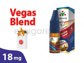 DekangEU liquid VegasBlend 10ml 18mg