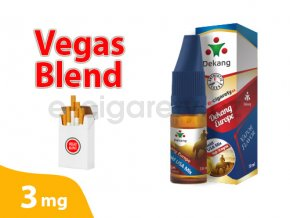DekangEU liquid VegasBlend 10ml 3mg