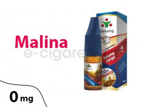 DekangEU liquid Malina 10ml 0mg