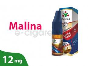 DekangEU liquid Malina 10ml 12mg