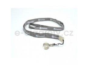 Šňůrka na krk pro eGo - stříbrná (JOYETECH)