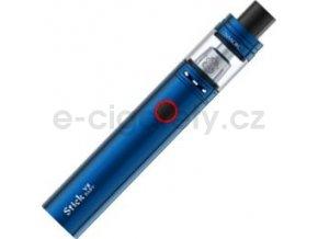 Smoktech Stick V8 Baby elektronická cigareta 2000mAh modrá