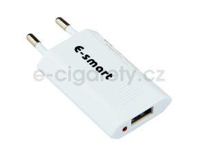 Síťový adaptér pro e-cigarety eGo