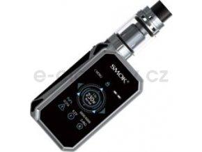 Smoktech G-PRIV 2 TC 230W Grip Full Kit Stříbrno-černá