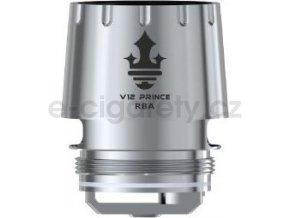 Smoktech TFV12 Prince V12 Prince - RBA žhavicí hlava 0,25ohm