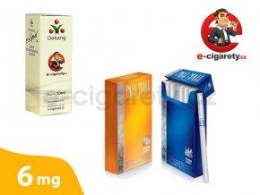 E-liquid Dekang Mall Blend - 10ml, 6mg