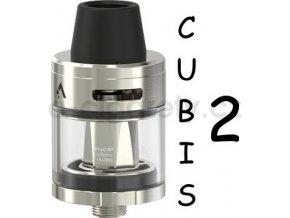 Joyetech CUBIS 2 Clearomizer 3,5ml Stříbrná
