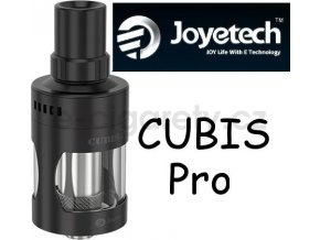 Joyetech CUBIS Pro Clearomizer 4ml Černá
