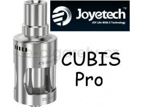Joyetech CUBIS Pro Clearomizer 4ml Stříbrná