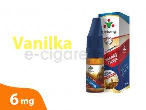 DekangEU liquid Vanilka 10ml 6mg