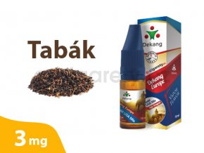 DekangEU liquid tabák 10ml 3mg