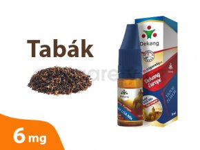 DekangEU liquid tabák 10ml 6mg