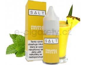 Liquid Juice Sauz SALT CZ Pineapple Breeze 10ml - 20mg