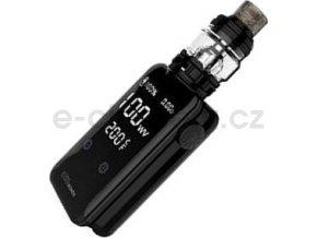 Elektronická cigareta Eleaf iStick NOWOS grip Full Kit 4400mAh Černá