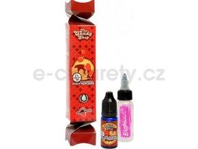 Příchuť Big Mouth CANDY - Strawberry Syrup Pancakes 10ML