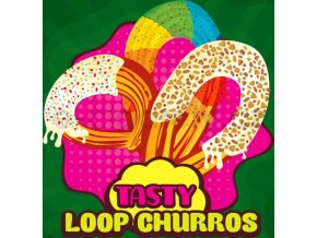 Příchuť Big Mouth Tasty - Loop Churros 10ML