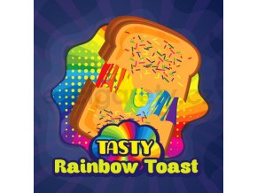 Příchuť Big Mouth Tasty - Rainbow Toast 10ML